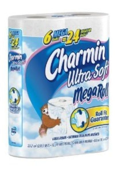 Charmin Ultra Soft Toilet Paper