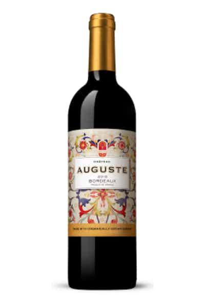 Chateau Auguste Organic Bordeaux