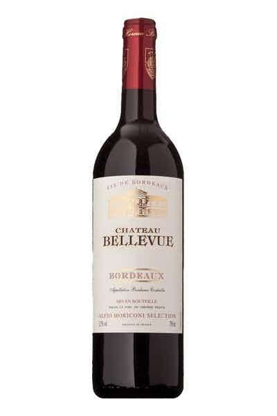 Chateau Bellevue Bordeaux Rouge