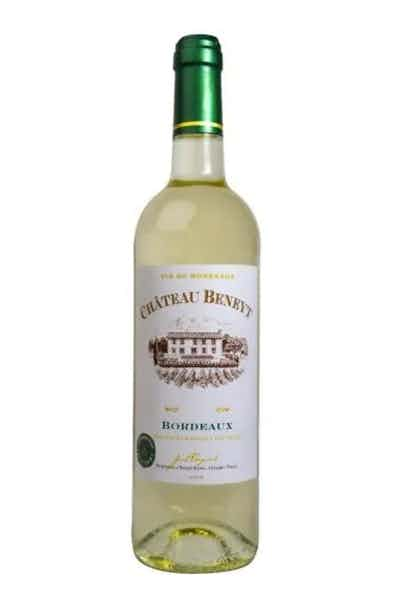 Chateau Beneyt Bordeaux Blanc