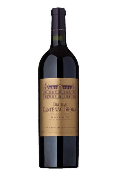 Chateau Cantenac Brown Margaux 2010