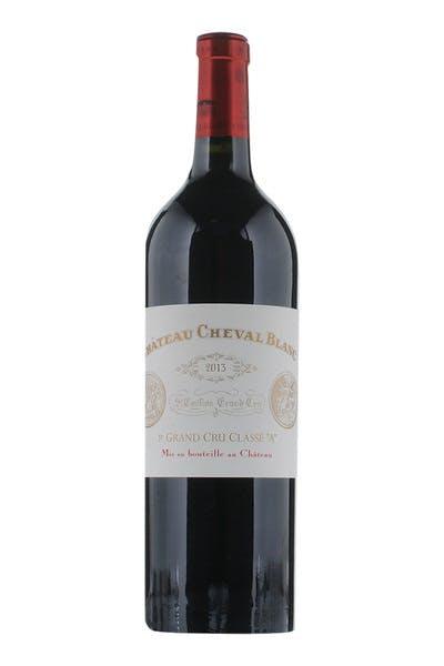 Chateau Cheval Blanc St Emilion 2013