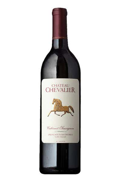 Chateau Chevalier Cabernet Spring Mountain