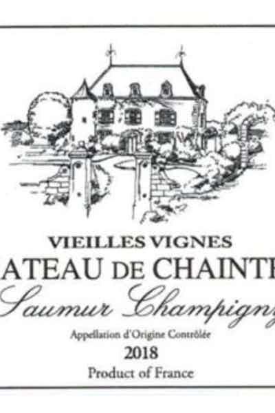 Chateau De Chaintres Saumur-Champigny Vieilles Vignes