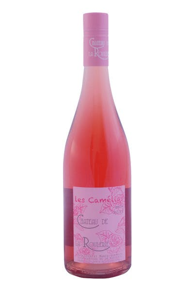 """Chateau De La Roulerie Rosé De Loire """"Les Camelias"""""""