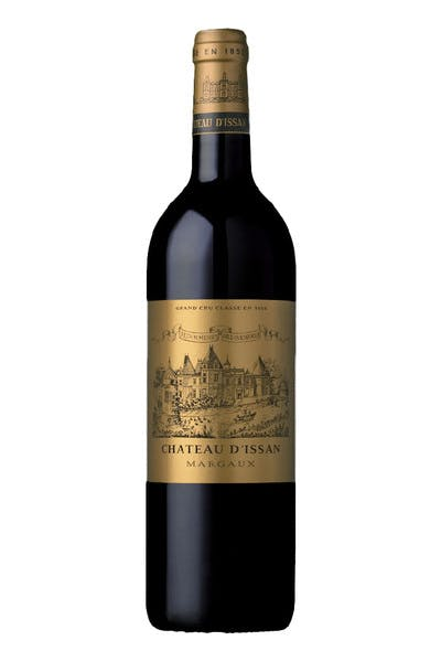 Chateau D'issan Margaux 2010