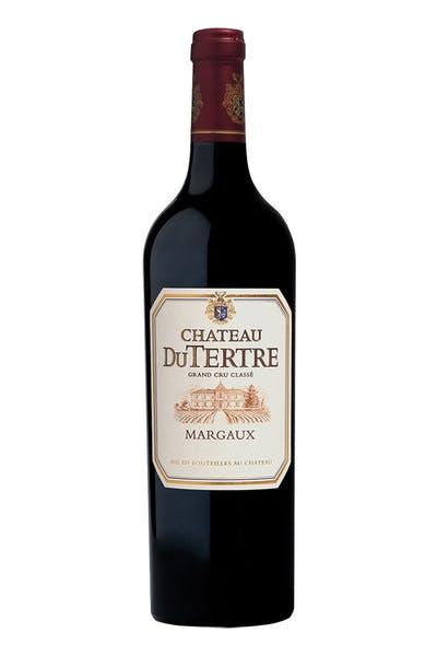 Chateau Du Tertre Margaux 2010