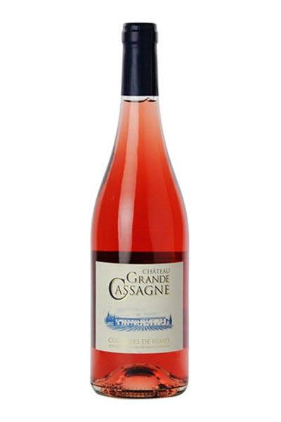 Chateau Grande Cassagne Rosé