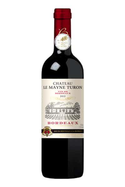 Chateau Le Mayne Turon Bordeaux