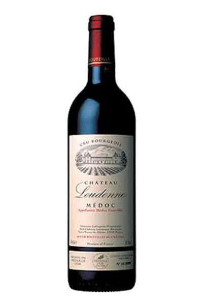 Chateau Loudenne Rouge 2008