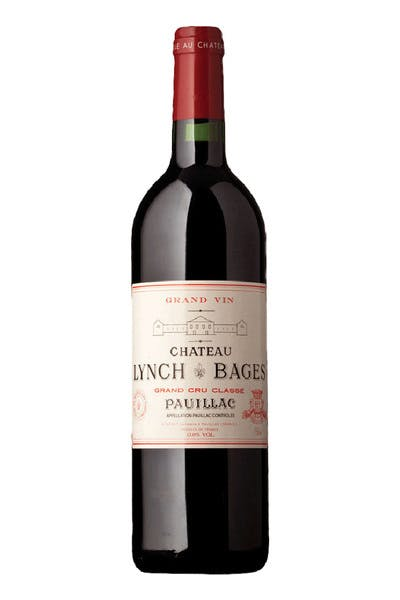 Chateau Lynch Bages Pauillac 1990