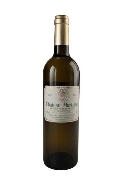 Chateau Martinon White