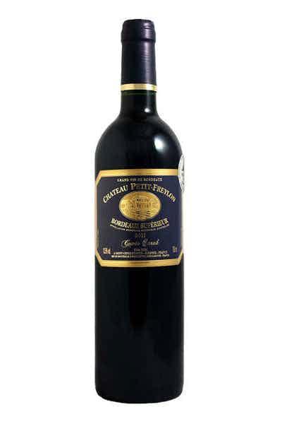 Château Petit-Freylon Cuvée Sarah Bordeaux Supérieur