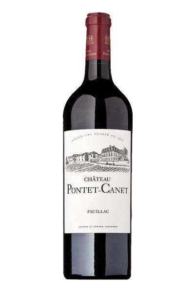 Chateau Pontet Canet Pauillac 2005