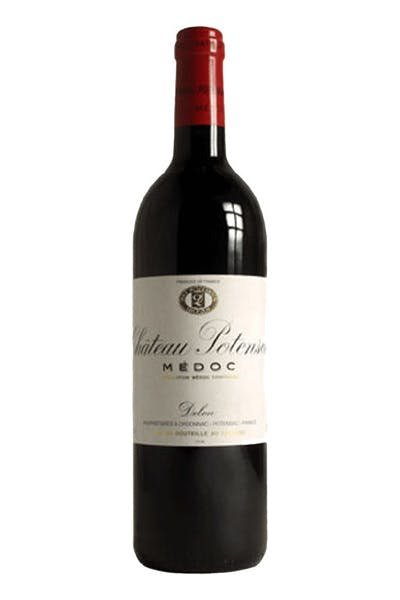 Chateau Potensac Medoc 2000