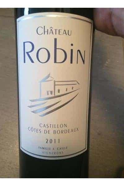 Chateau Robin Cotes De Castillon Bordeaux