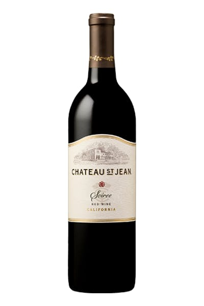 Chateau St Jean Soiree Red 2012
