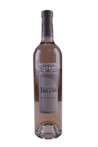 Chateau Trians Provence Rosé