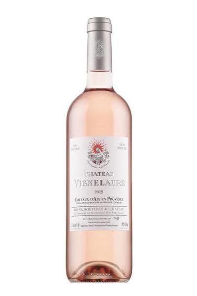 Château Vignelaure Coteaux d'Aix en Provence Rosé