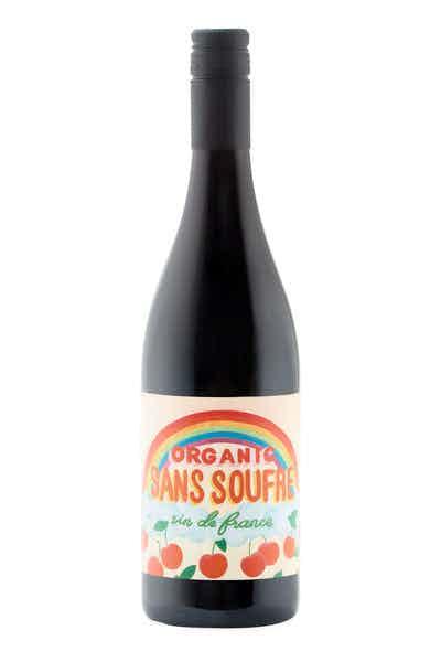 Cherries & Rainbows Organic Sans Soufre Red Blend