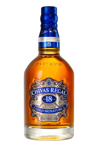 Chivas Regal 18 Year