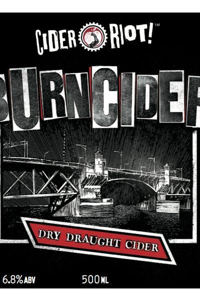 Cider Riot Burncider
