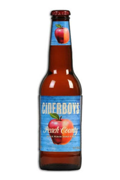 Ciderboys Peach County