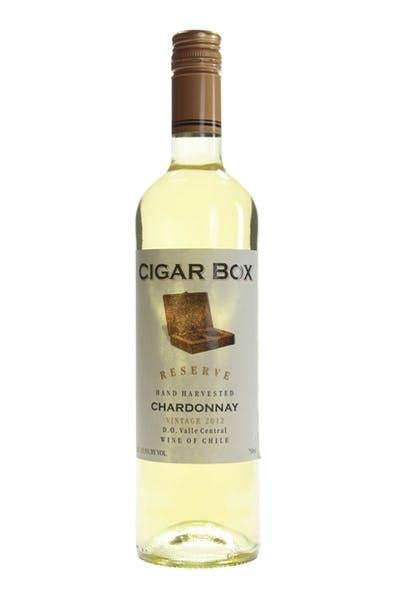 Cigar Box Chardonnay