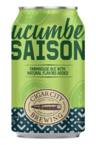 Cigar City Cucumber Saison