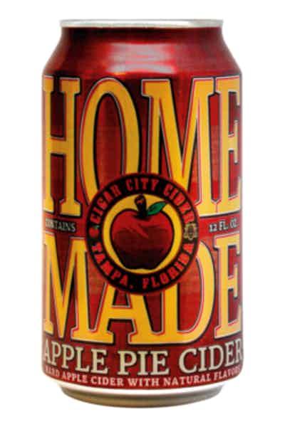 Cigar City Brewing Homemade Apple Pie Cider