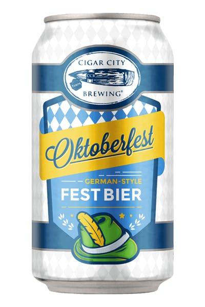Cigar City Brewing Oktoberfest
