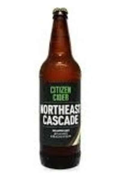 Citizen Cider Northeast Cascade Hop