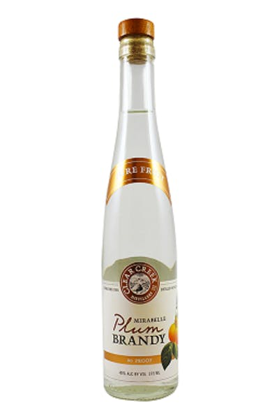 Clear Creek Mirabelle Eau De Vie