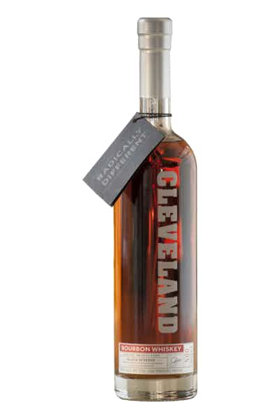 Cleveland Black Reserve Bourbon Whiskey