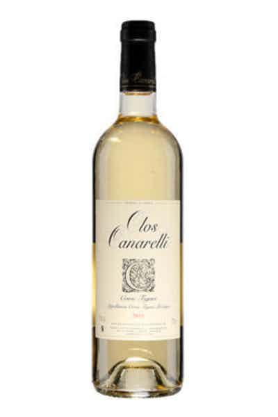 Clos Canarelli Corse Figari Blanc