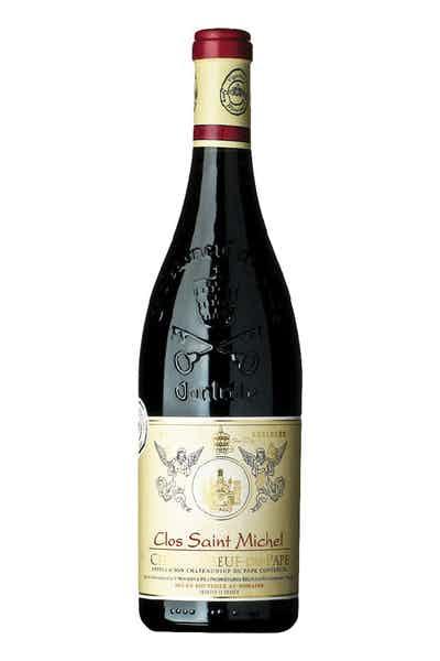 Clos St Michel Chateauneuf Du Pape Reserve 2001