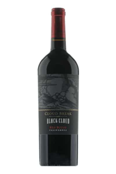 Cloud Break Red Blend Black Cloud