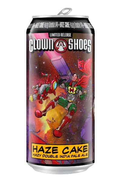Clown Shoes Haze Cake