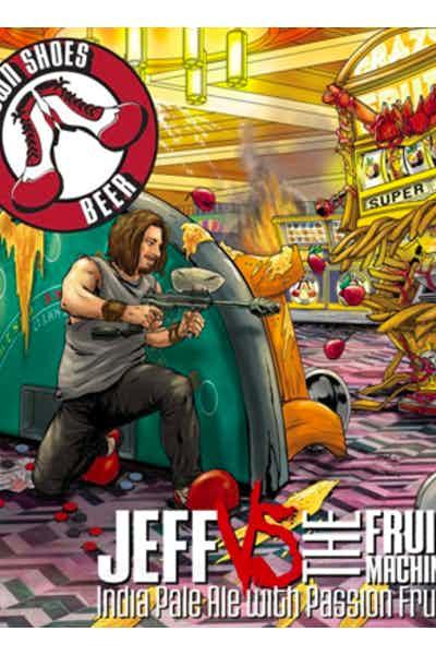 Clown Shoes Jeff vs The Fruit Machine