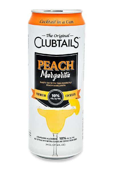Clubtails Peach Margarita