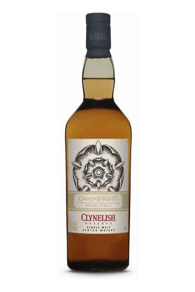 Clynelish Game of Thrones House Tyrell Reserve Single Malt Scotch Whisky