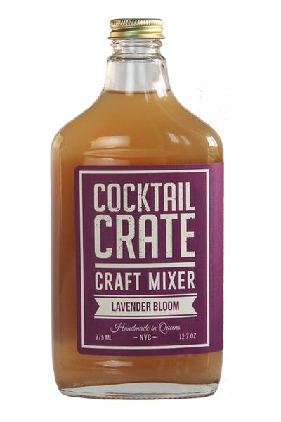 Cocktail Crate Lavender Bloom