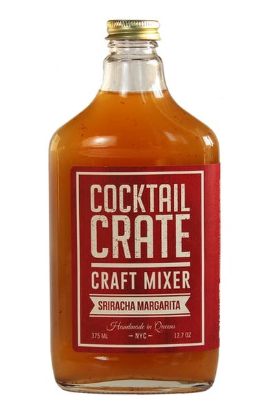 Cocktail Crate Sriracha Margarita
