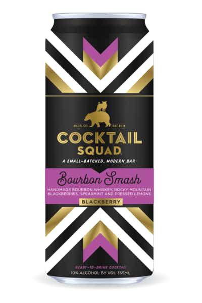 Cocktail Squad Bourbon Smash