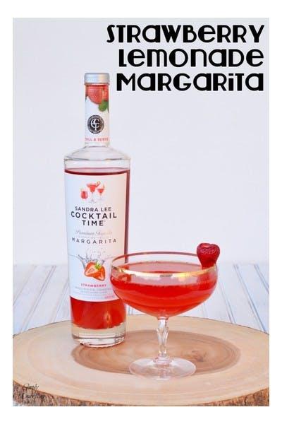 Cocktailtime Strawberry Margarita