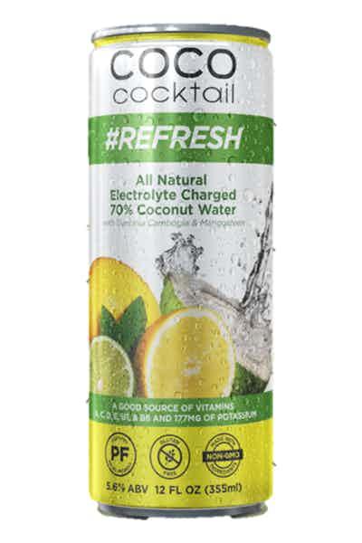 Coco Cocktail Refresh Lemon Key Lime