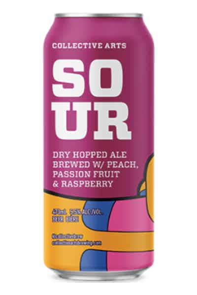 Collective Arts Fruited Dry Hop Sour