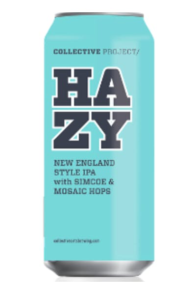 Collective Arts Hazy IPA