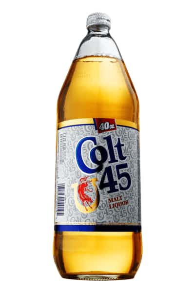 Colt 45 Price & Reviews | Drizly