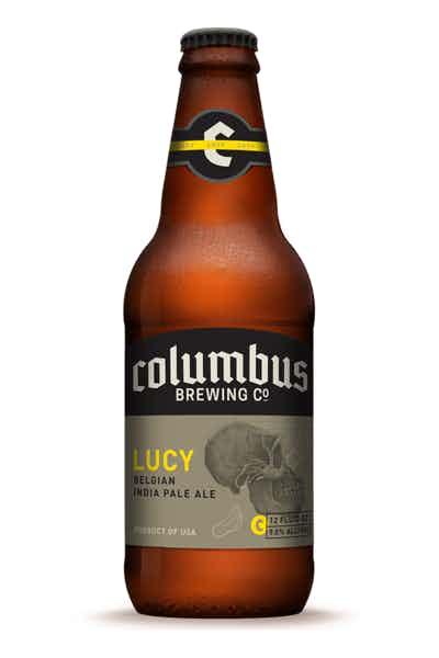Columbus Brewing Company Lucy Belgian IPA
